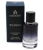 Мини-парфюм Cocolady Wildman For Men,30ml