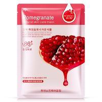 Тканевая маска для лица Rorec Pomegranate Natural Skin Care Mask 30g