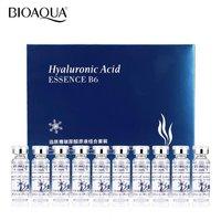 Набор сывороток Bioaqua Hyaluronic Acid Essence B6 (5 ml x 10 шт)