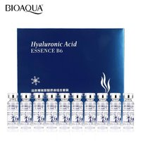 Набор сывороток Bioaqua Hyaluronic Acid Essence B6 (5 ml x 10 шт)