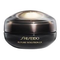 Крем для восстановления кожи контура глаз и губ Shiseido Future Solution LX, 15 ml