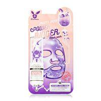 Успокаивающая тканевая маска с фруктовыми экстрактами Elizavecca Deep Power Ringer Mask Pack Fruits