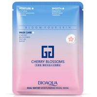 Маска с эффектом лифтинга Bioaqua Cherry Blossoms,30g