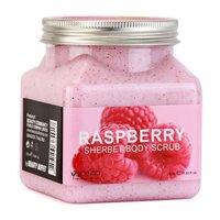 Скраб для тела Wokali Raspberry