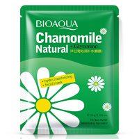 Тканевая маска для лица Bioaqua Chamomile Natural+Glycerine.