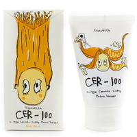 Коллагеновая маска для поврежденных волос Elizavecca Cer-100 Collagen Ceramide Coating Protein Treatment, 100ml