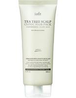 Маска пилинг для кожи головы с чайным деревом  La'dor Tree Scalp Clinic Hair Pack ,200ml