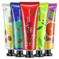 Набор кремов для рук 5в1 Bioaqua Hand Cream Plant Extract Fragrance.