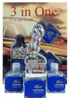 Набор ароматизаторов 3 в 1 Lacoste Eau De Lacoste L.12.12 Bleu