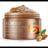 Увлажняющий скраб для тела BioAqua Almond Bright Skin Body Scrub, 120 г