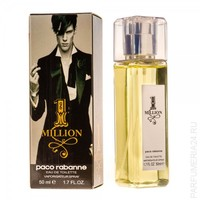 Paco Rabanne 1 Million eau de toilette natural spray 50ml (суперстойкий) (M)