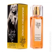 Paco Rabanne Lady Million eau de parfum natural spray 50ml (суперстойкий)