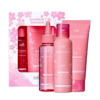 Восстанавливающий набор для волос Lador Blossom Edition (3в1)