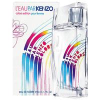 Kenzo L`Eau Par Kenzo Colors Pour Femme 100 мл