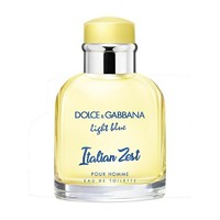 Тестер Dolce & Gabbana Light Blue Italian Zest pour homme, 125 ml