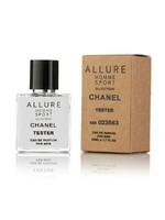 Мини-тестер 50 ml Chanel Allure Homme Sport Extreme