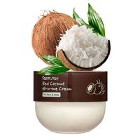 Крем для лица и тела FarmStay Real Coconut All-in-one Cream ,300 мл