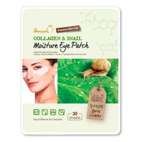 Патчи под глаза Collagen&Snail Moisture Eye Patch  (30 шт).
