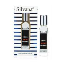 Мини-парфюм 18 ml Silvana 803 M Sport Homme (Christian Dior Homme Sport)