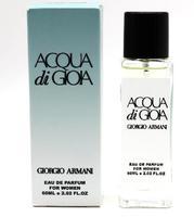 Суперстойкие духи 60ml Giorgio Armani Acqua di Gioia