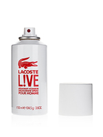 "Парфюмированный дезодорант, Lacoste ""Live Pour Homme"", 150 ml"