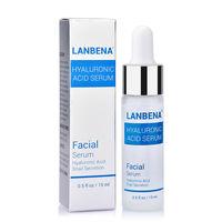 Сыворотка для лица с гиалуроновой кислотой Lanbena Facial Serum Hyaluronic Acid Snail Secretion,15мл