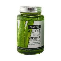 Ампульная сыворотка с экстрактом Алое Farm stay Aloe All-In-One Ampoule,250 ml