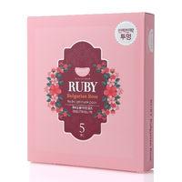 Гидрогелевая маска с содержанием рубина и болгарской розы Koelf Ruby&Bulgarian Rose Mask