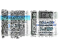 Увлажняющий крем для лица с коллагеном 3 в 1 Enough Collagen 3 in 1 Whitening Moisture Cream, 50 ml