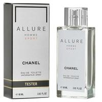 Мини-тестер 60 ml Chanel Allure Homme Sport