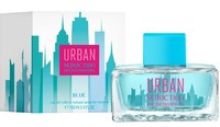 "Antonio Banderas ""Blue Urban Seduction For Women"" 100 ml"