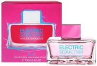 Antonio Banderas Electric Seduction Blue Woman 100 мл
