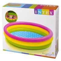 Детский надувной бассейн Intex 1,14х25см.