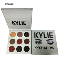 Тени большие Kylie Kyshadow The Bronze Palette 9 цв.