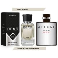 Bea's M 209 (Chanel Allure Sport Men) 50 ml