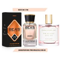 Bea's U 708 (Zarkoperfume Pink Molecule 090 09 ) 50 ml