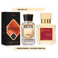 Bea's U 711 (Maison Francis Kurkdijan Baccarat Rouge 540) 50 ml