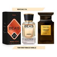 Bea's U 716 (Tom Ford Tobacco Vanille) 50 ml