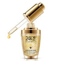 Сыворотка с золотом и гиалуроновой кислотой BioAqua 24K Gold Skin Care 30ml