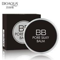 База под макияж для затирки пор Bioaqua BB Pore Silky Balm,20г.