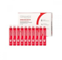 Восстанавливающий филлер для волос Farm Stay Ceramide Damage Clinic Hair Filler