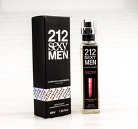 Мини-тестер Carolina Herrera 212 Sexy Men edt ,55ml