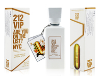 Мини-парфюм Carolina Herrera 212 VIP, 60 ml (ж)