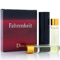 Духи 3 по 20 мл Christian Dior Fahrenheit