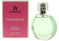 Мини-парфюм Cocolady Freshness,30ml