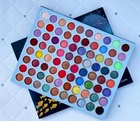 Палетка теней для век BEAUTIFUL 80 Color Eyeshadow