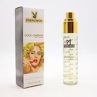 Мини-парфюм с феромонами Dolce&Gabbana Sexy Chocolate, 45 ml