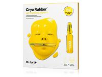 Осветляющая альгинатная маска для лица с витамином C Dr. Jart+ Cryo Rubber With Brightening Vitamin C (4g+40g)