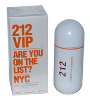 Carolina Herrera 212 VIP ORANGE NEW, edp 80ml