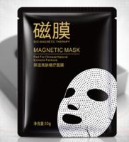 Тканевая Магнитная маска для лица Bioaqua  Bio-Magnetic Therapy.